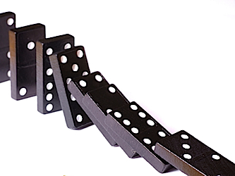 the domino argument Consider christianity library article on the cosmological argument and its validity.